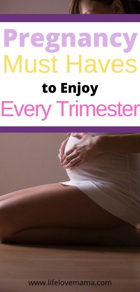 Pregnancy essentials for every trimester