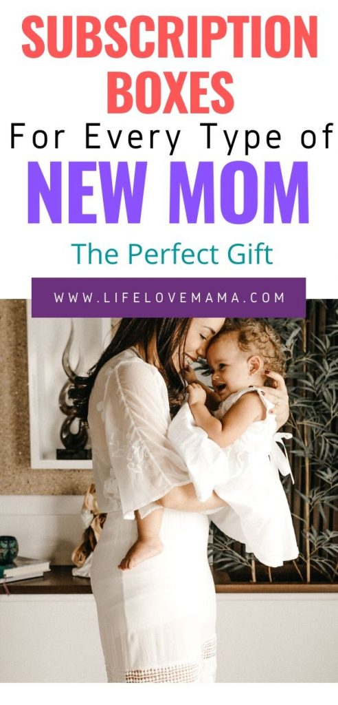 subscription boxes for every type of new mom