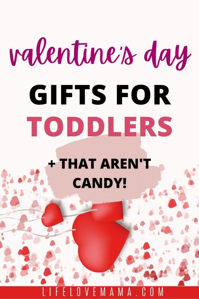 valentines day gift ideas for toddlers heart background