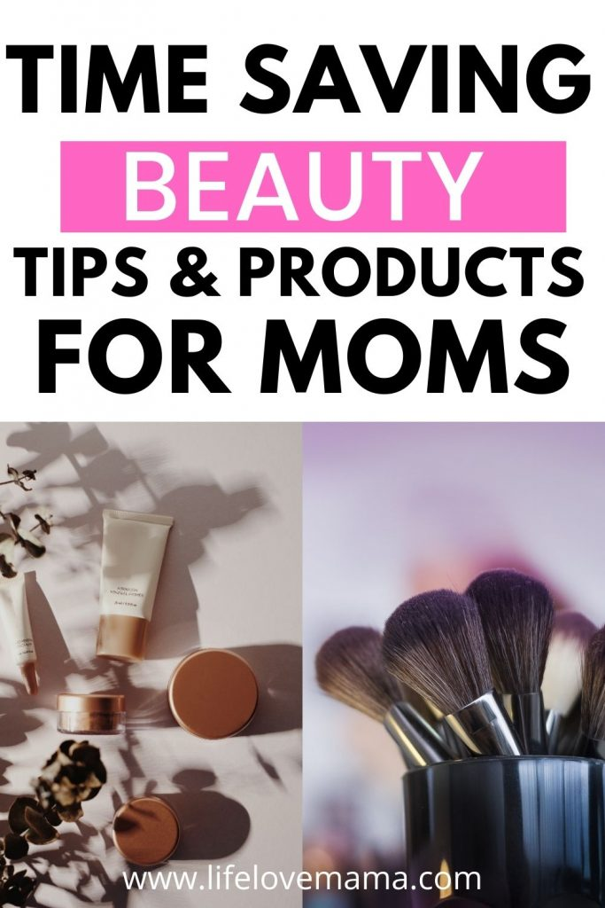 beauty products for moms